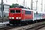 "LEW 16442 - DB Cargo ""155 096-1"" 16.07.2002 - Leipzig, HauptbahnhofOliver Wadewitz"