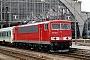 "LEW 16442 - DB Cargo ""155 096-1"" 13.08.2002 - Leipzig, HauptbahnhofOliver Wadewitz"