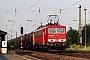 "LEW 16444 - DB Cargo ""155 098-7"" 12.08.2003 - Leipzig-WiederitzschOliver Wadewitz"