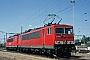 """LEW 16444 - DB Cargo """"155 098-7"""" 21.07.2003 - VenloJan van Zijtfeld"""