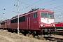 """LEW 16445 - DB AG """"155 099-5"""" 10.08.2003 - Mannheim, BetriebswerkErnst Lauer"""