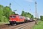 """LEW 16445 - DB Schenker """"155 099-5"""" 04.05.2012 - Leipzig-TheklaOliver Wadewitz"""