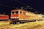 "LEW 16447 - DB Cargo ""155 101-9"" 19.01.2003 - Leipzig-Engelsdorf, BetriebswerkOliver Wadewitz"