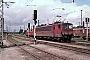 "LEW 16448 - DR ""250 102-1"" 09.07.1987 - Wustermark, RangierbahnhofMichael Uhren"
