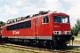 """LEW 16450 - DB AG """"155 104-3"""" 20.06.1999 - Leipzig-Engelsdorf, BetriebswerkOliver Wadewitz"""