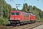 """LEW 16450 - DB Schenker """"155 104-3"""" 20.08.2010 - Leipzig-TheklaOliver Wadewitz"""