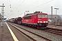 "LEW 16450 - DB Cargo ""155 104-3"" 29.03.2003 - Bad HersfeldHeiko Müller"