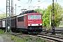 """LEW 16451 - Railion """"155 105-0"""" 02.05.2008 - Mainz-BischofsheimRalf Lauer"""