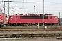 """LEW 16453 - DB Cargo """"155 107-6"""" 26.03.2003 - Mannheim, BahnbetriebswerkErnst Lauer"""