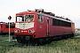 "LEW 16453 - DB Cargo ""155 107-6"" 20.11.2002 - Leipzig-Engelsdorf, BetriebswerkOliver Wadewitz"