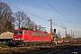 """LEW 16453 - DB Cargo """"155 107-6"""" 22.11.2017 - Recklinghausen, Bahnhof OstIngmar Weidig"""