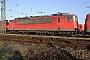 """LEW 16453 - Railion """"155 107-6"""" 24.12.2006 - Mannheim, BahnbetriebswerkErnst Lauer"""