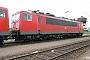 """LEW 16454 - Railion """"155 108-4"""" 06.06.2004 - Mannheim, BetriebswerkErnst Lauer"""