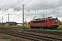 """LEW 16455 - DB Schenker """"155 109-2"""" 05.05.2010 - StralsundPaul Tabbert"""