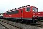 """LEW 16456 - Railion """"155 110-0"""" 13.09.2008 - Mainz-Bischofsheim, BetriebswerkRalf Lauer"""