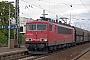 """LEW 16456 - Railion """"155 110-0"""" 30.06.2007 - Groß-GerauRobert Steckenreiter"""