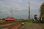 """LEW 16456 - DB Schenker """"155 110-0"""" 10.05.2010 - StralsundPaul Tabbert"""