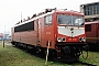 "LEW 16457 - DB Cargo ""155 111-8"" 24.03.2000 - Leipzig-Engelsdorf, BetriebswerkOliver Wadewitz"