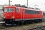"LEW 16457 - DB Cargo ""155 111-8"" 22.11.2002 - Leipzig, HauptbahnhofOliver Wadewitz"