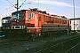 """LEW 16459 - DB AG """"155 113-4"""" 13.01.1996 - Mannheim, BetriebswerkErnst Lauer"""