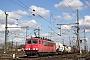 "LEW 16459 - DB Cargo ""155 113-4"" 13.02.2018 - Oberhausen, Abzweig MathildeIngmar Weidig"