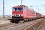 "LEW 16459 - DR ""250 113-8"" 27.03.1989 - Engelsdorf, RangierbahnhofMarco Osterland"