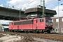 """LEW 16705 - Railion """"155 114-2"""" 14.03.2004 - Mannheim, RangierbahnhofErnst Lauer"""