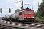 """LEW 16705 - DB Schenker """"155 114-2"""" 20.09.2014 - Mainz-Bischofsheim, RangierbahnhofRalf Lauer"""