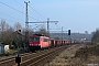 """LEW 16705 - DB Schenker """"155 114-2"""" 16.03.2015 - Bad KleinenAndreas Görs"""