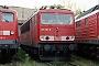 "LEW 16706 - DB Cargo ""155 115-9"" 06.10.2001 - Leipzig-Engelsdorf, BetriebswerkOliver Wadewitz"