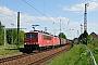 """LEW 16706 - DB Schenker """"155 115-9"""" 15.05.2012 - LehndorfTorsten Barth"""