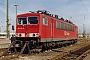"LEW 16708 - DB Cargo ""155 117-5"" 01.10.2002 - Leipzig, HauptbahnhofOliver Wadewitz"