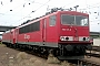 """LEW 16708 - DB Cargo """"155 117-5"""" 26.07.2003 - Mannheim, RangierbahnhofErnst Lauer"""