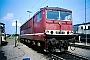 """LEW 16709 - DB AG """"155 118-3"""" 14.05.1995 - Mannheim, BetriebswerkErnst Lauer"""