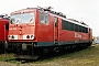 "LEW 16709 - DB Cargo ""155 118-3"" 07.08.1999 - Leipzig-Engelsdorf, BetriebswerkOliver Wadewitz"
