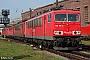 """LEW 16709 - Railion """"155 118-3"""" 22.10.2007 - Dresden-Friedrichstadt, BetriebswerkStefan Sachs"""