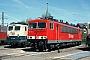"""LEW 16709 - DB Cargo """"155 118-3"""" 12.05.2001 - Osnabrück, BetriebswerkJan van Zijtfeld"""