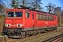 """LEW 16709 - DB Schenker """"155 118-3"""" 17.01.2015 - FlintbekJens Vollertsen"""