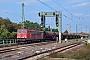 """LEW 16711 - DB Schenker """"155 120-9"""" 04.09.2014 - Magdeburg-NeustadtMichael Sachs"""