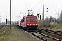 """LEW 16712 - DB Cargo """"155 121-7"""" 07.11.2002 - Leipzig-LeutzschOliver Wadewitz"""