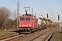 """LEW 16712 - DB Schenker """"155 121-7"""" 29.12.2012 - BickenbachRalf Lauer"""