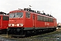 "LEW 16713 - DB Cargo ""155 122-5"" 20.02.1999 - Leipzig-Engelsdorf, BetriebswerkOliver Wadewitz"