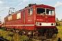 "LEW 16714 - DB Cargo ""155 123-3"" 19.08.1999 - Leipzig-Engelsdorf, BetriebswerkOliver Wadewitz"