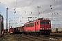 "LEW 16714 - DB Cargo ""155 123-3"" 10.03.2017 - Oberhausen, Abzweig MathildeIngmar Weidig"