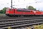 """LEW 16714 - Railion """"155 123-3"""" 12.09.2008 - Mainz-BischofsheimErnst Lauer"""