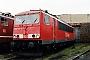 """LEW 16715 - DB AG """"155 124-1"""" 21.03.1999 - Leipzig-Engelsdorf, BetriebswerkOliver Wadewitz"""