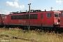 """LEW 16715 - Railion """"155 124-1"""" 14.08.2008 - Rostock-SeehafenStefan Sachs"""