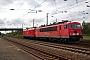 "LEW 16715 - MEG ""701"" 04.09.2008 - Ludwigsfelde, Bahnhof Genshagener HeideRudi Lautenbach"