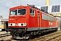 """LEW 16716 - DB Cargo """"155 125-8"""" 29.08.1999 - Leipzig, Betriebswerk Hauptbahnhof WestOliver Wadewitz"""