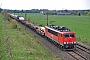 "LEW 16718 - DB Schenker ""155 127-4"" 16.04.2011 - bei RamelslohJens Vollertsen"